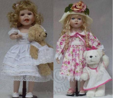 Глаза у куклы своими руками